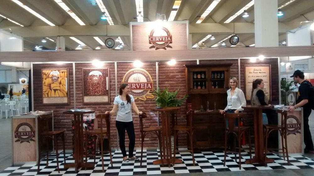 Mesmo com a estratégia de internacionalização, o Festival Brasileiro da Cerveja está presente em eventos nacionais, como o Degusta Beer & Food, realizado neste início de agosto em São Paulo (Foto: Divulgação)