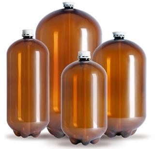 Os barris podem ser encontrados no mercado em tamanhos de 15, 20, 30 e 40 litros (Foto: Divulgação)