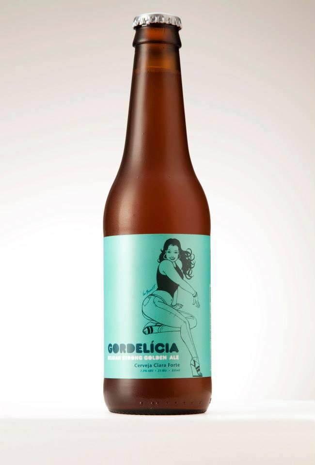 Gordelícia, uma das primeiras cervejarias lançadas pela Urbana (Foto: Divulgação)