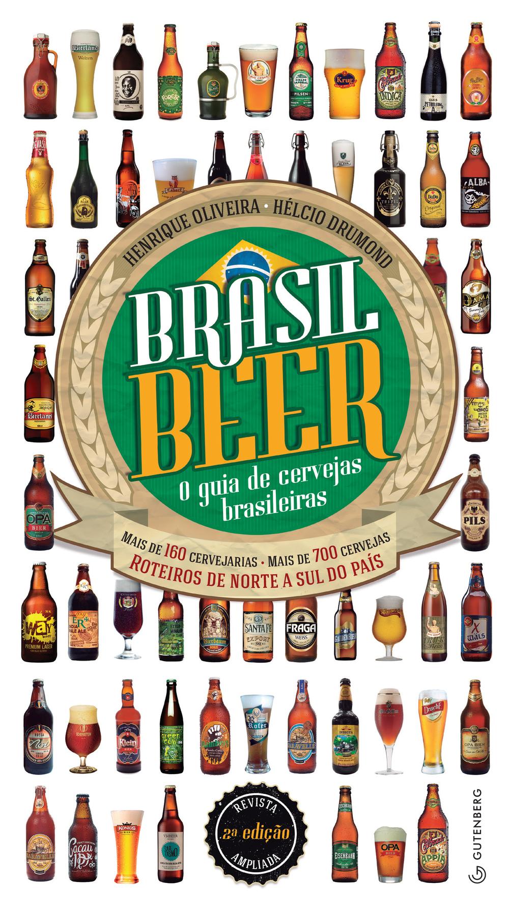 São mais de 160 cervejarias pesquisadas (Foto: Divulgação)