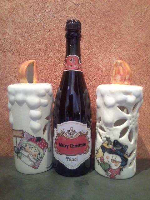 A Trippel de jabuticaba estará disponível em edição reduzida, em dezembro, comemorativa ao natal (Foto: Divulgação)