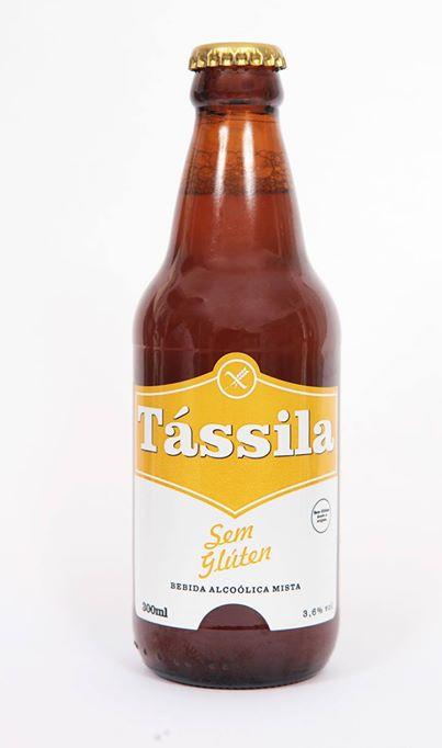 Tássila tem um sabor semelhante as cervejas da Saint Bier, porém sem glúten (Foto: Divulgação)