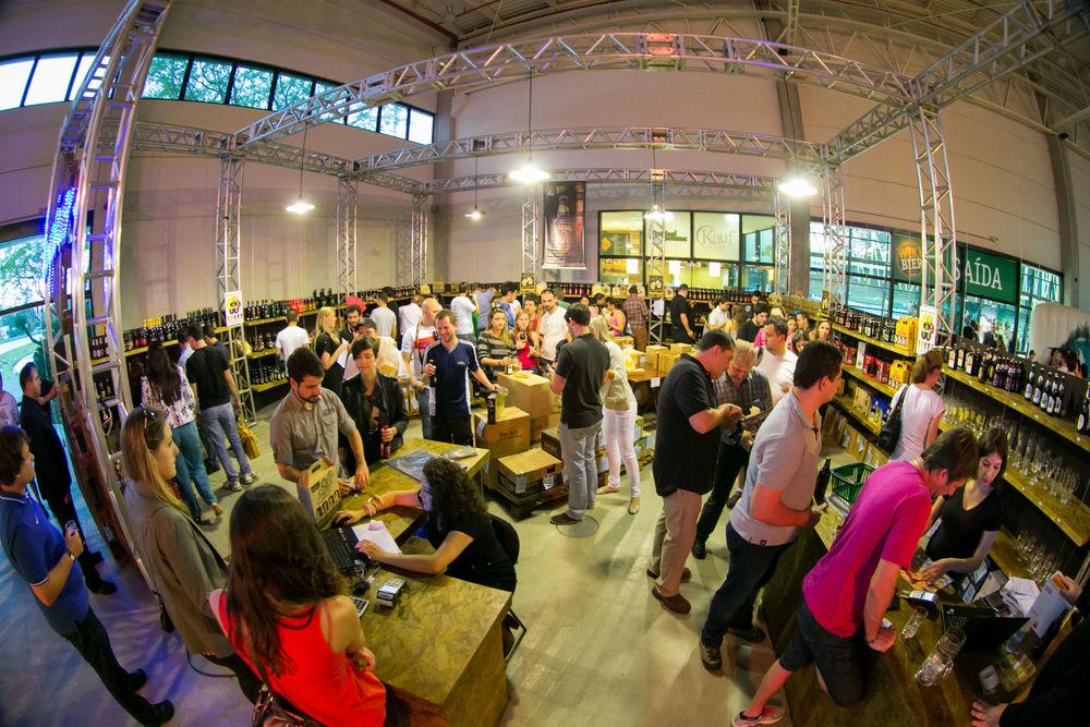 Esta é a quarta edição do Wikibier Festival, que combinará cerveja, gastronomia e música no Expo Unimed em Curitiba (Foto: Arquivo/Wikibier)