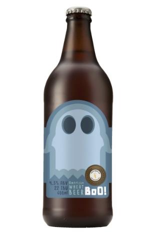 A cervejaria Urbana levará a Boo!