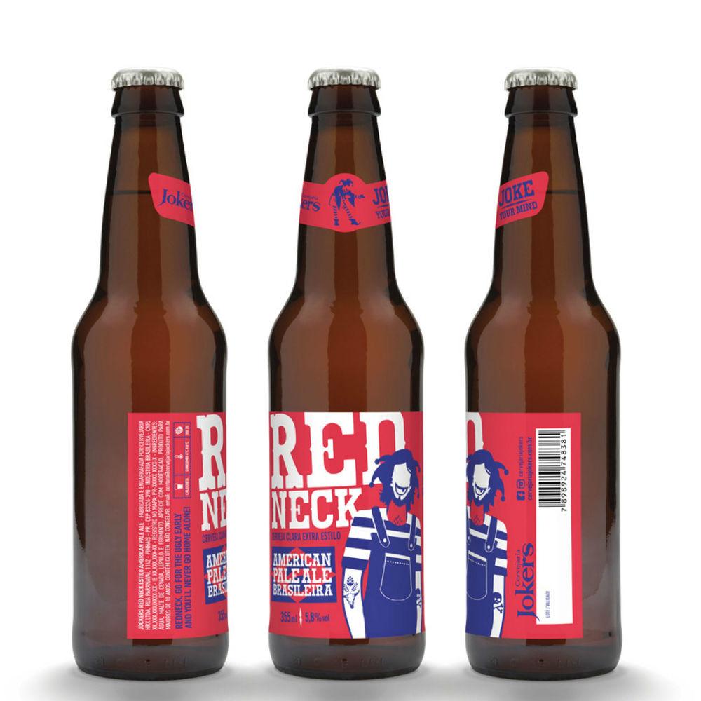 American Pale Ale premiada no II Concurso Paranaense de Cerveja Feita em Casa, em 2013, agora ganha produção industrial, com o nome de Redneck (Foto: Divulgação)