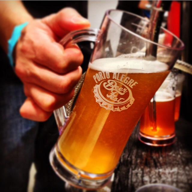 A capital gaúcha é um dos polos de forte cultura cervejeira (Foto: Divulgação)
