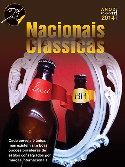 O desafio foi capa da edição 11 da revisa beer art