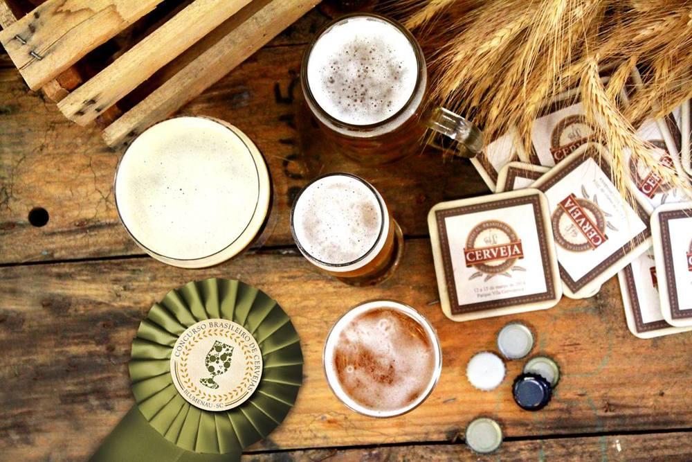 Serão premiadas as três melhores cervejas de cada categoria (Foto: Divulgação)