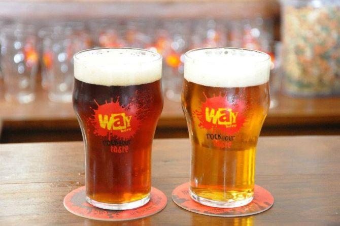 A Way Beer vai disponibilizar seus principais rótulos, em chope e garrafa no evento (Foto: Divulgação)
