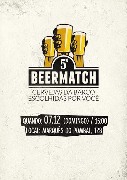 Seis cervejeiros na batalha pela autoria do próximo rótulo da Barco (Foto: Divulgação)