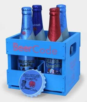 Com o kit, a rede BeerCode também lança uma promoção com sorteio de frigobar retrô (Foto: Divulgação)