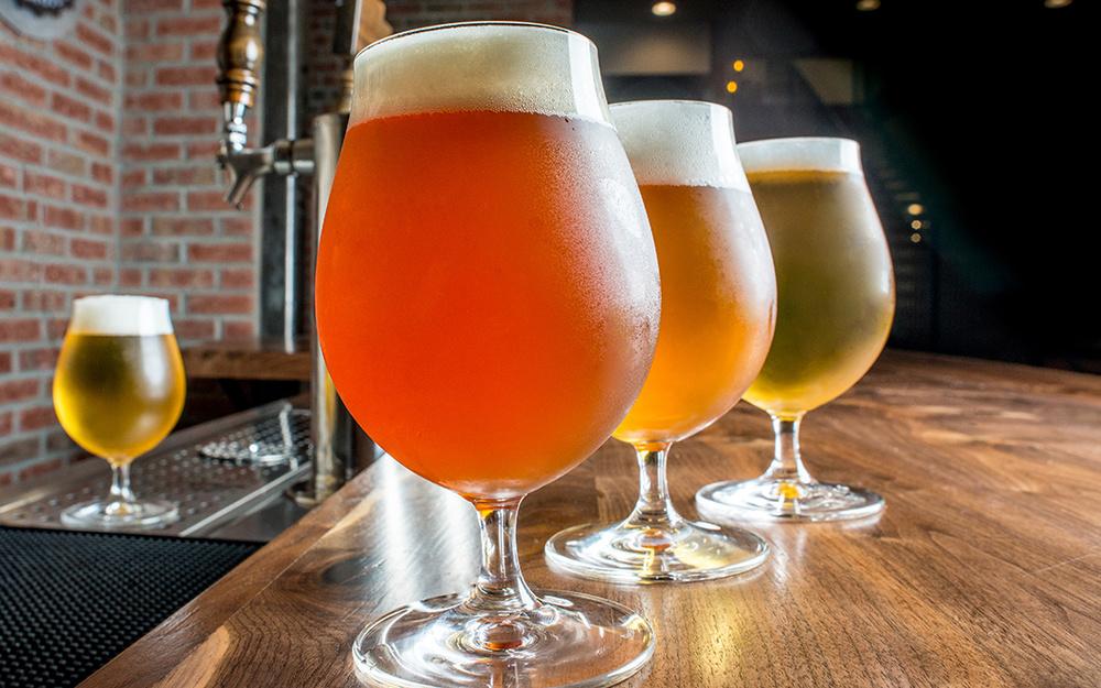 As cervejas artesanais quebraram recorde em 2014 e reforçaram o início de que estão se tornando o mercado principal nos Estados Unidos, de acordo com o levantamento da BrewersAssociation (Foto: Divulgação/BA)