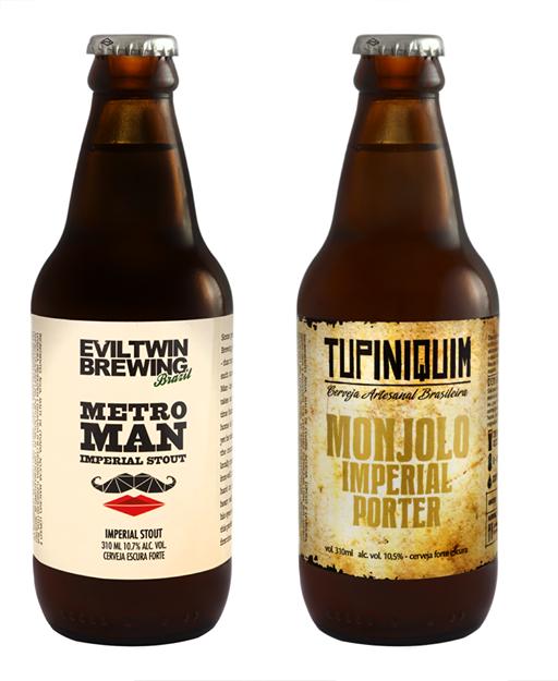 A Metro Man e a Monjolo são as primeiras, e outras também serão exportadas, conforme os planos da Tupiniquim (Fotos: Divulgação)