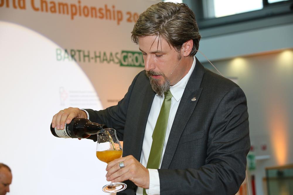 Oliver Wesseloh venceu o 3º Campeonato Mundial de Sommeliers, em Munique, Alemanha (Foto: Divulgação)