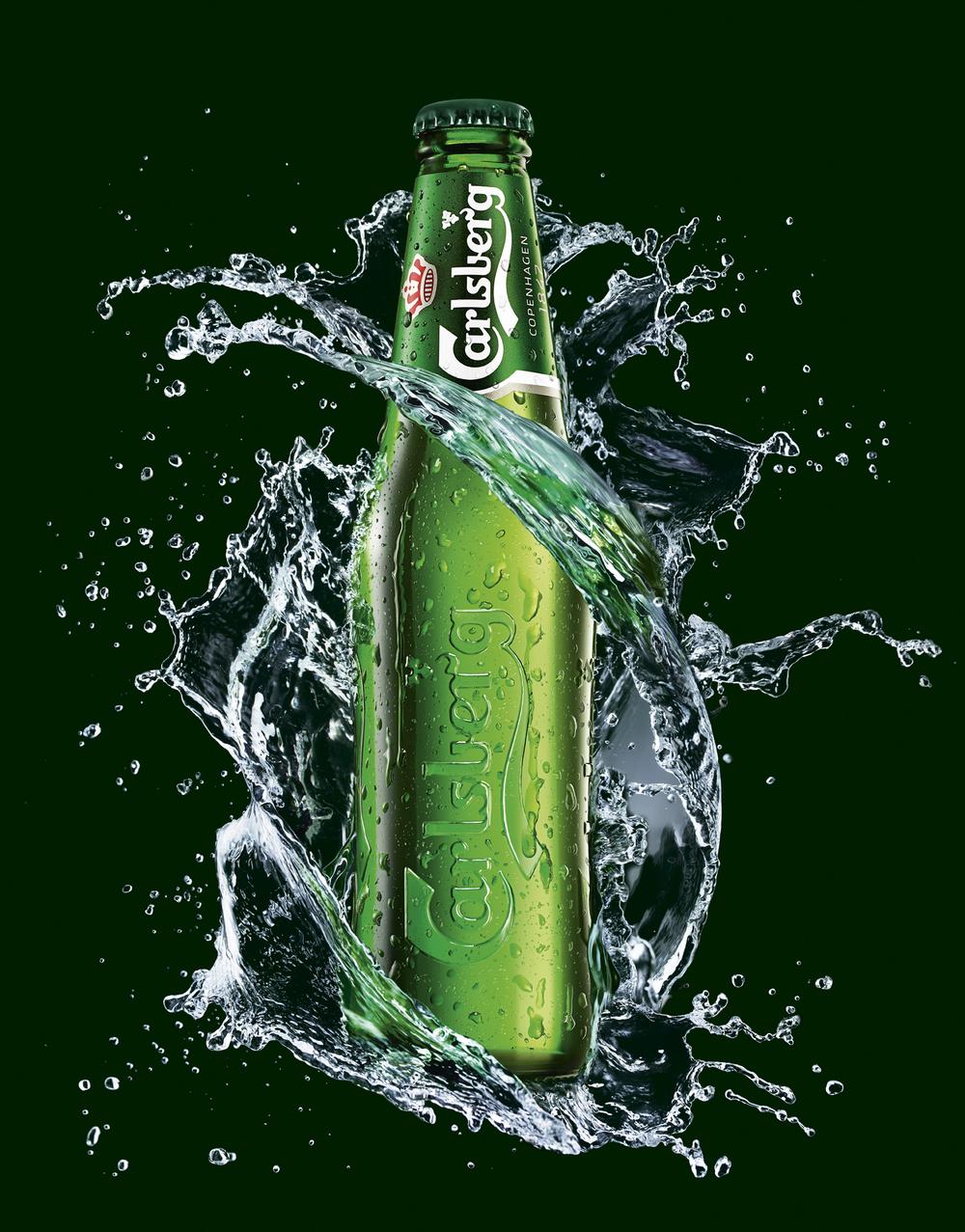 A Green Fiber Bottle estásendo desenvolvida em colaboração com ecoXpac e especialistas da Universidade Técnica da Dinamarca (Foto: Divulgação)