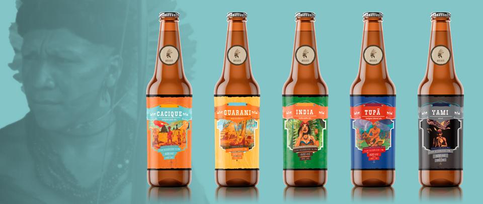 Inaugurada em novembro de 2014, a cervejaria conta com cinco rótulos no portfólio (Foto: Divulgação)