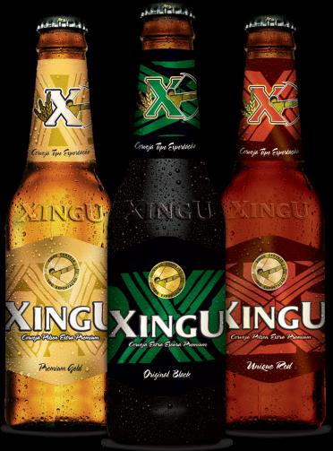 Premium Gold e UniqueRed são os dois novos estilos apresentados pela Xingu no final de 2014 (Foto: Divulgação)