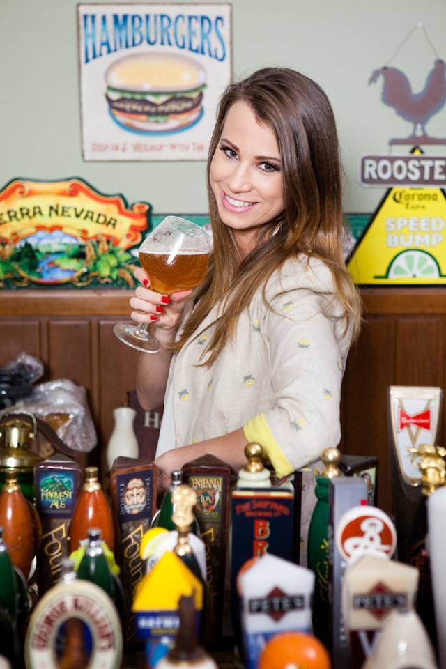 """""""Iremos trabalhar com uma nova escala de pontuação para a melhor cervejaria do ano e teremos a inclusão da The Best of Show, ou seja, a escolha das melhores cervejas do Brasil"""", explica Amanda Reitenbach (Foto: Divulgação)"""