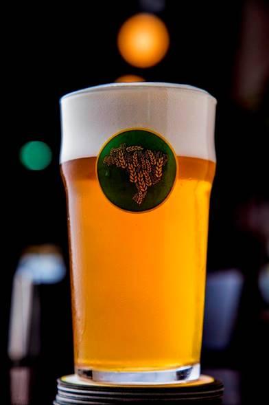 Dama Y-Îara é a segunda colaborativa produzida pela Dama Bier e pela Cervejaria Naciona