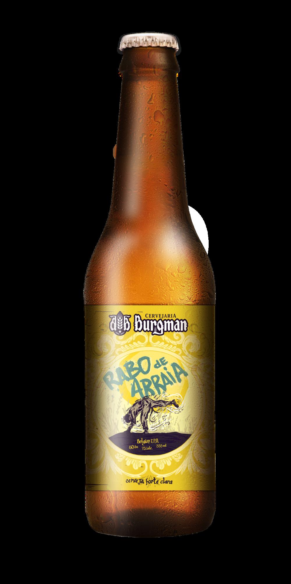 O nome dessa Belgian Ipafaz referência a um tradicional golpe de capoeira (Foto: Divulgação)