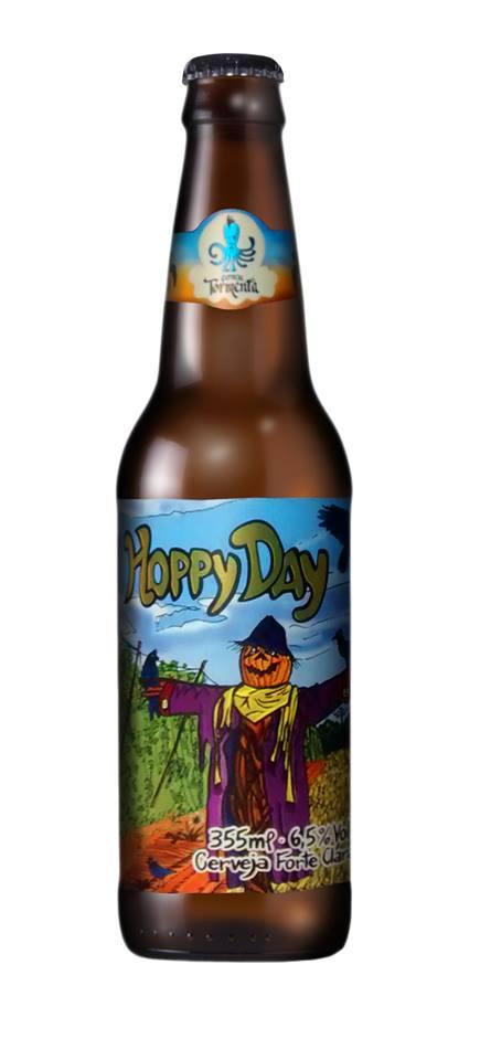 Hoppy Day, American IPA da Tormenta (Foto: Divulgação)