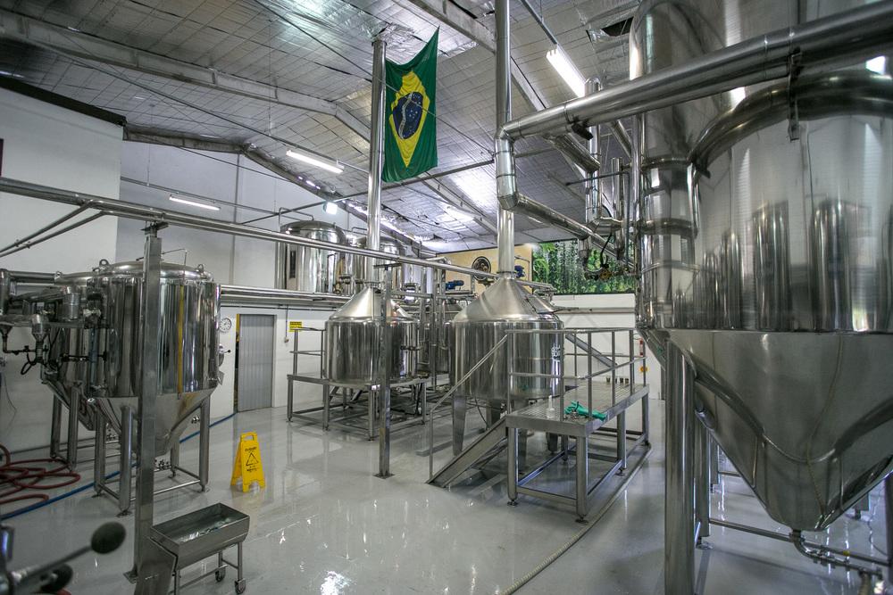 Cozinha atual passará por uma grande reforma, para duplicar a capacidade de produção (Foto: Ricardo Jaeger/Beer Art)