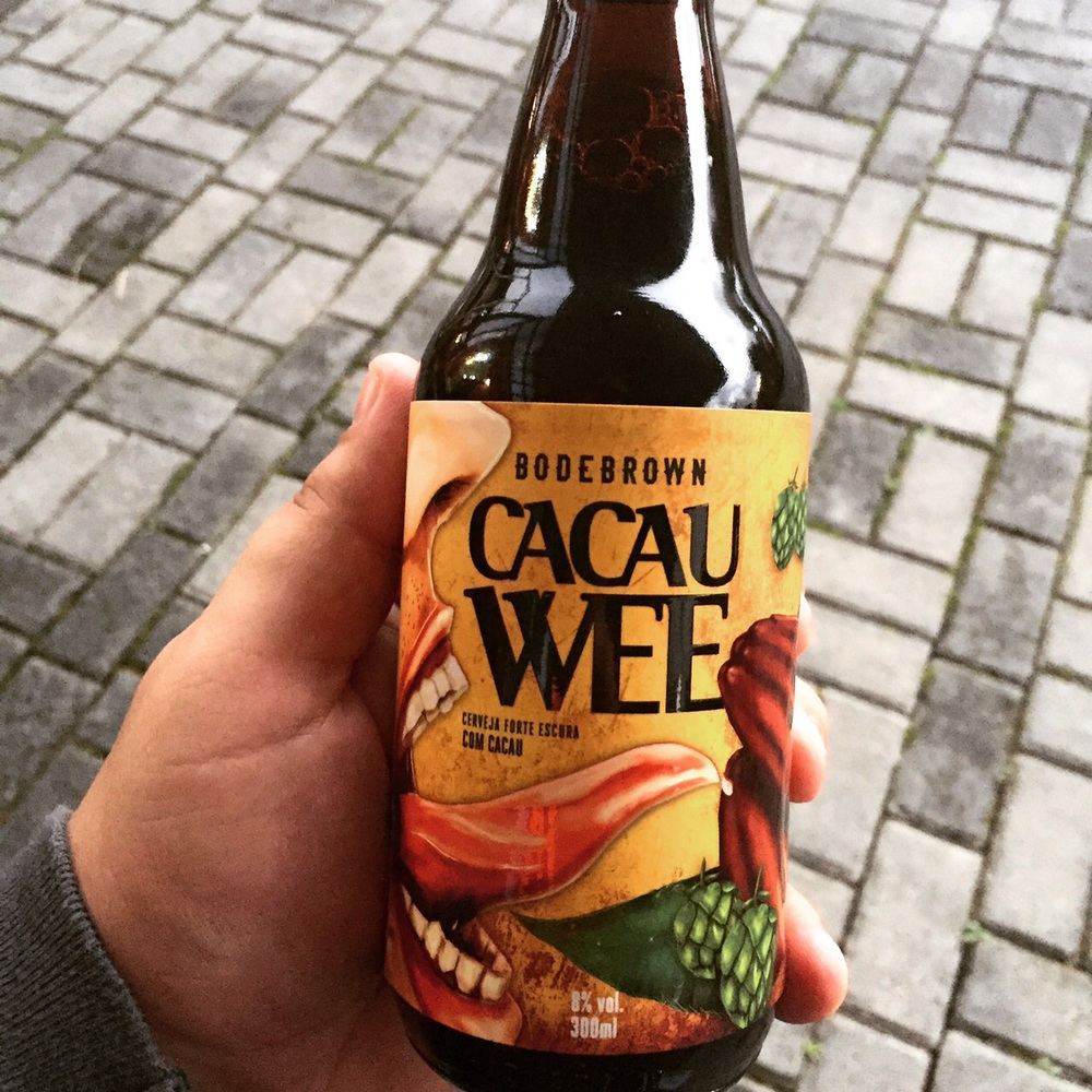 Cacau Wee une a receitatradicional Wee Heavy comsemente de cacau baiano tostado (Foto: Divulgação)