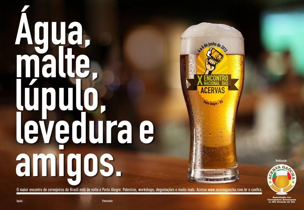 Podem se inscrever qualquer cervejeiro caseiro associado a alguma ACervA e qualquer produtor de hidromel, associado ou não (Foto: Divulgação)