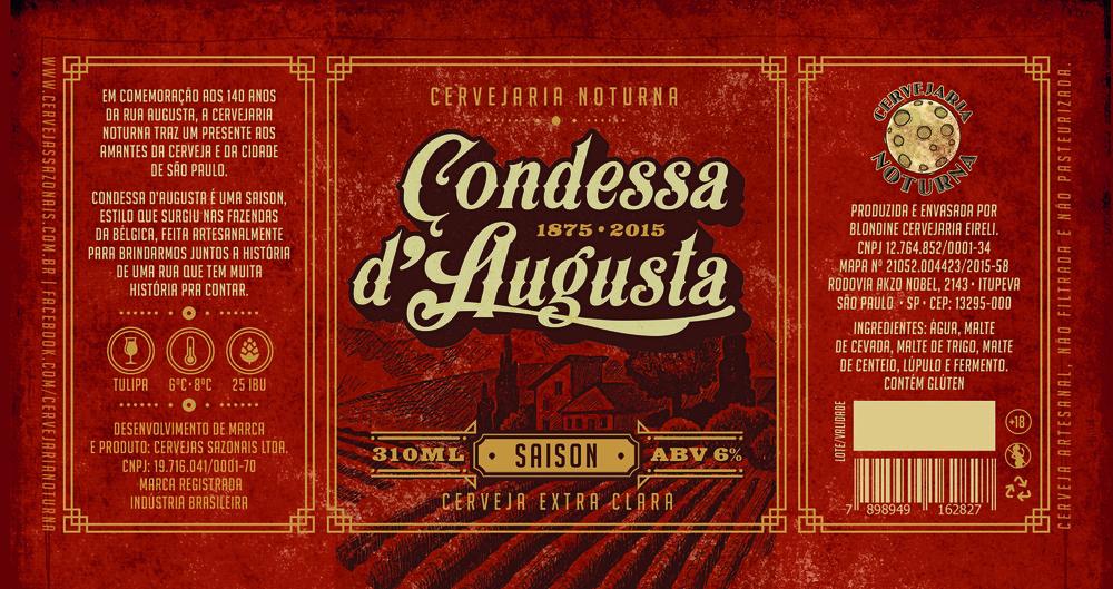 Lançamento da Saison em homenagem aos 140 anos da famosa via paulistana ocorrenos dias 11 e 14 de maio (Foto: Divulgação)