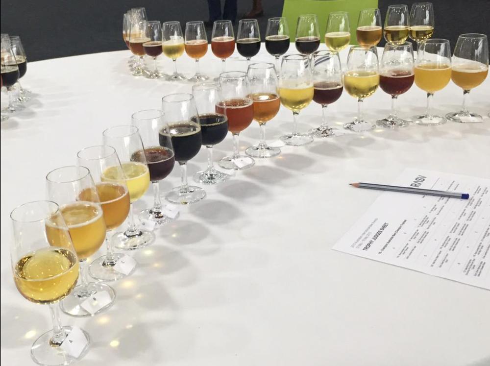 Resultados do Australian International Beer Awards foram revelados nanoite de quinta-feira (no Brasil,manhã de quinta-feira). Foto: Divulgação