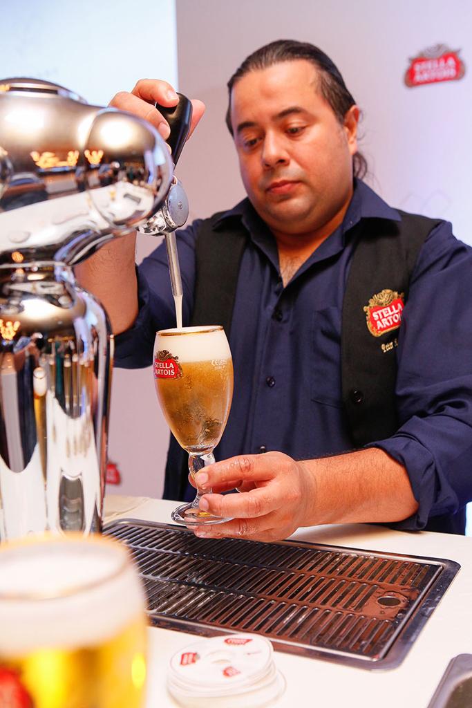 Bartender Peter venceu etapa nacional que mobilizou mais de mil bares e restaurantes do Brasil (Foto: Divulgação)