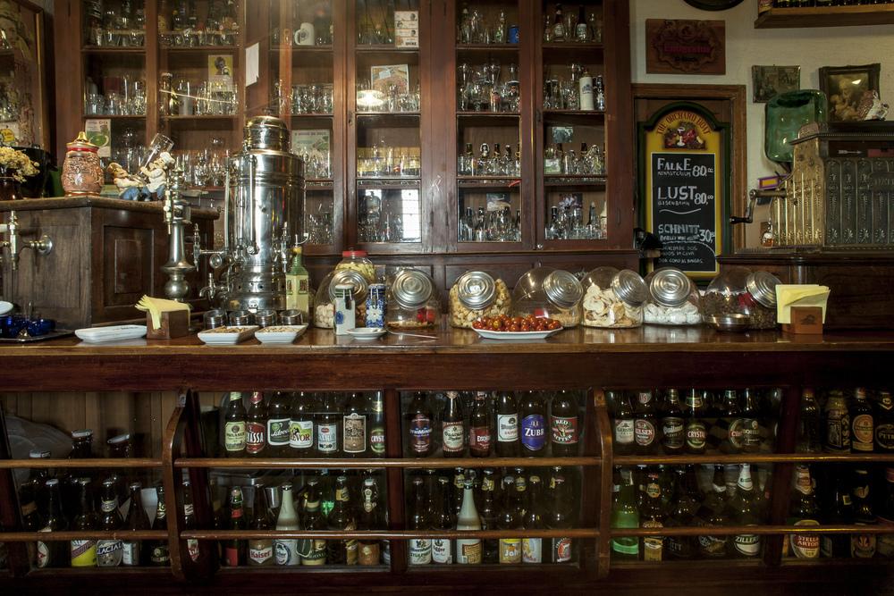 Para entrar no bar, é preciso ser convidado por algum frequentador ou pelo próprio dono(FOTO: RICARDO JAEGER/REVISTA BEER ART)