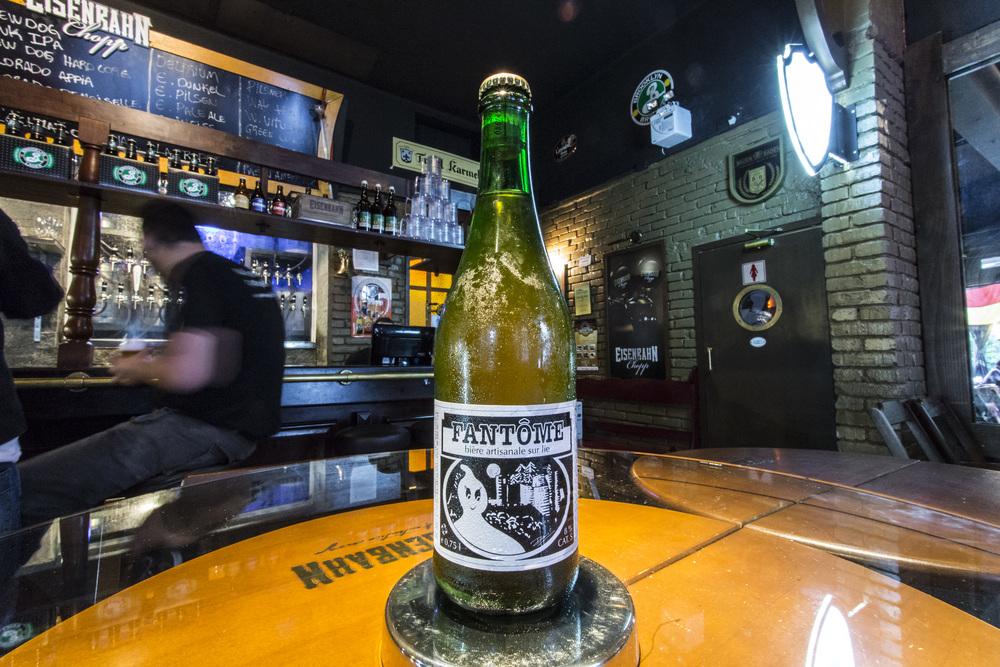 Variedade de cervejas on tap e engarrafadas (Foto: Ricardo Jaeger/Beer Art)