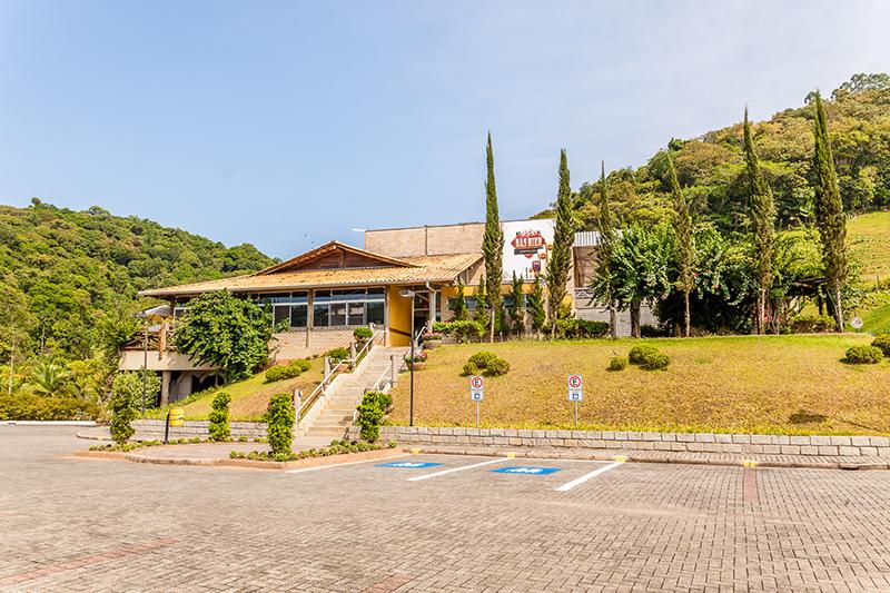 CERVEJARIA ESTá instalada em um complexo de lazer e gastronomia, no bairro Belchior (Foto: Divulgação)
