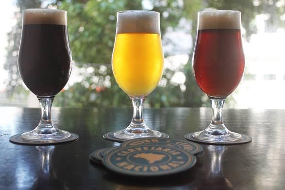 Imperial Stout, Strong Golden Ale e Doppelbock são as sazonais (Foto: Divulgação)