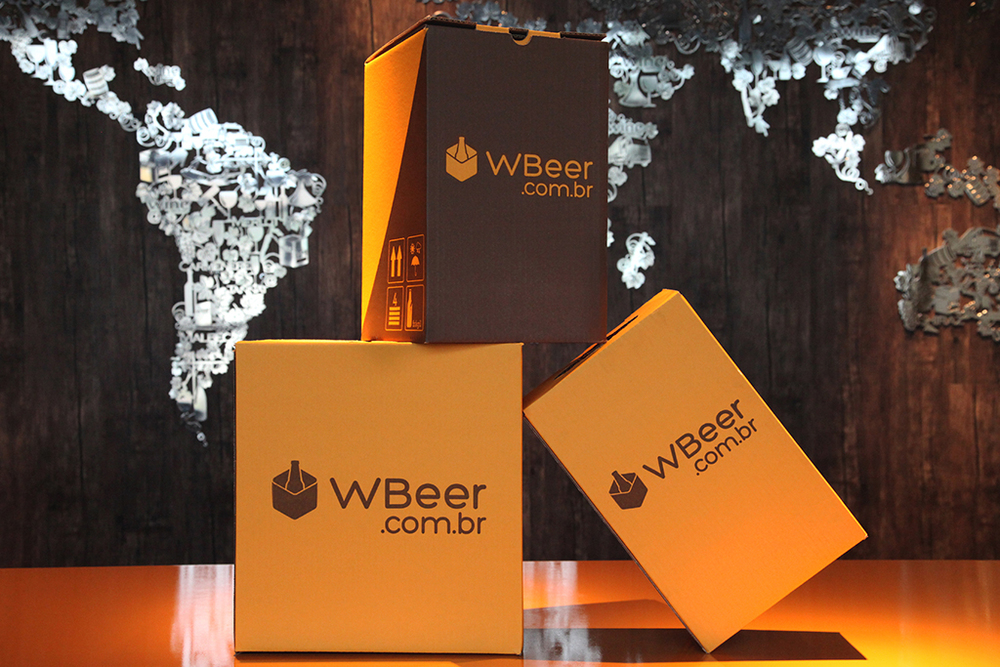 WBeer combina duas operações: e-commerce e o clube de assinaturas de cerveja (Foto: Divulgação)