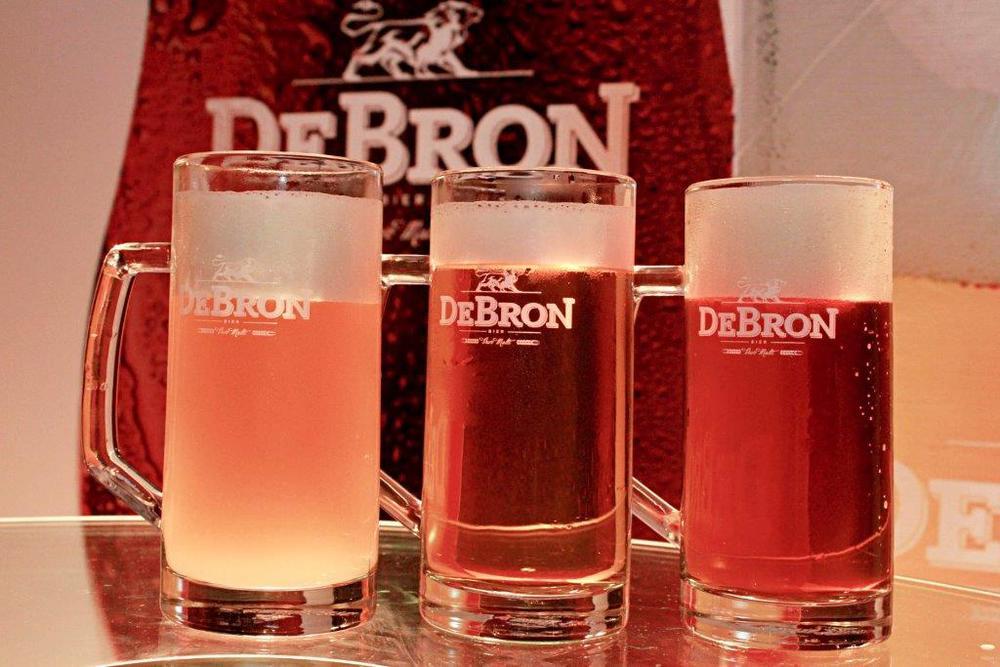 O portfólio da cervejaria conta com três estilos: Pilsen, Pale Ale e Weizen (Foto: Divulgação)