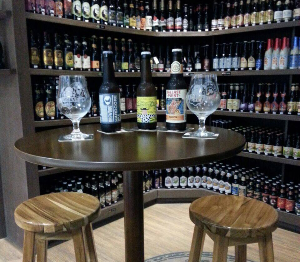 Taberna Bier , do Rio, é o primeiro destaque na nova seção do site da Beer Art (Foto: Divulgação)