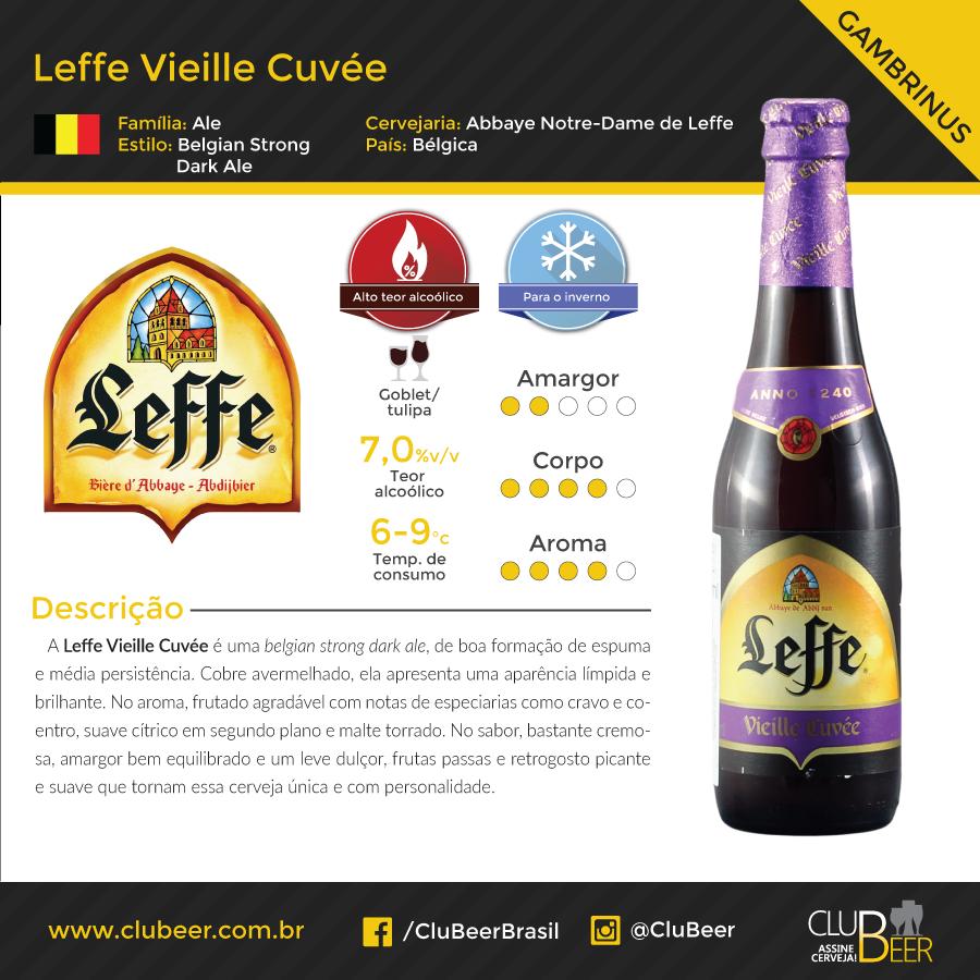 Leffe Vieille Cuvée
