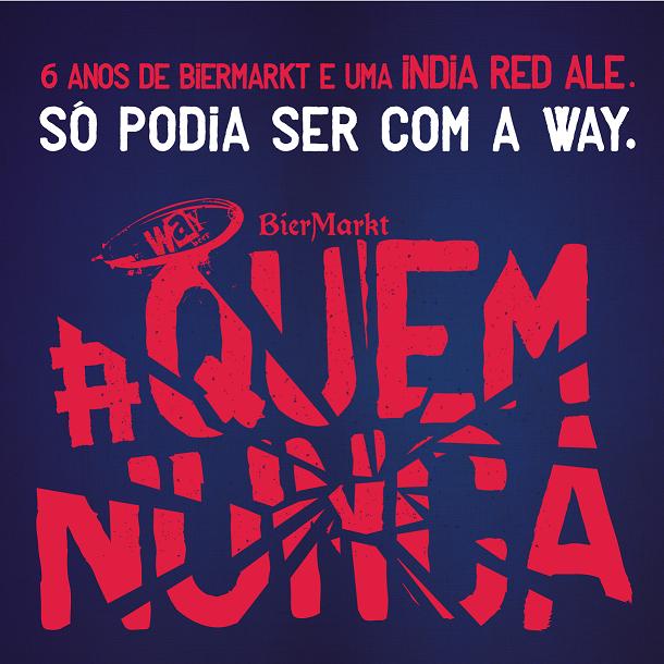 India Red Ale marca os seis anos do Bier Markt (Foto: Divulgação)