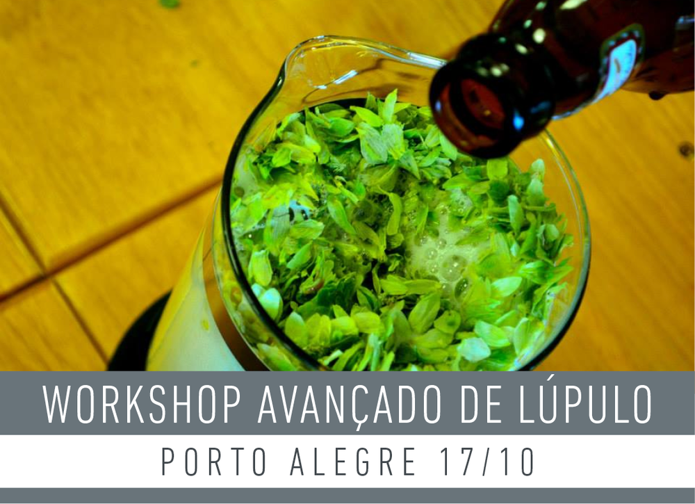 workshop de lúpulo