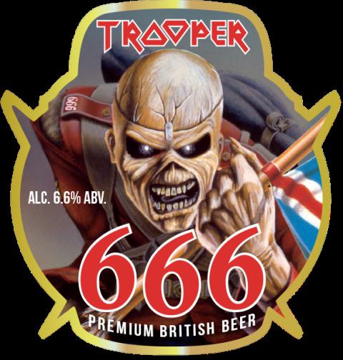 A Tropper 666 é produzida em parceria com a Robinson Brewery (Foto: Divulgação)