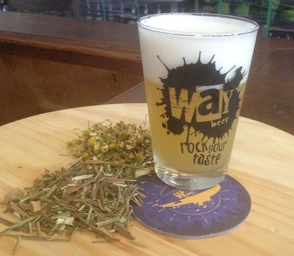 Nova cerveja é uma clássica de trigo belga, condimentada, cítrica e aromática (Foto: Divulgação)