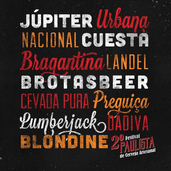Além de conferir 12 cervejarias paulistas diferentes,quem estiver presente também vai comemorar o aniversário da cervejaria Júpiter (Foto: Divulgação)