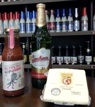 Um dos kits da  Taberna Bier  para o Dia dos Pais (Foto: Divulgação)