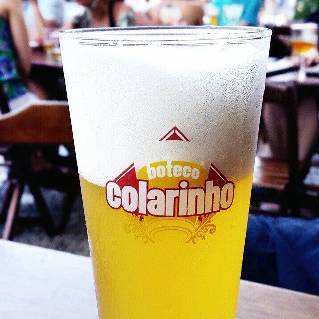 A cerveja comemorativa estará disponível nas torneiras do Boteco Colarinho a partir de 20 de agosto (Foto: Divulgação)