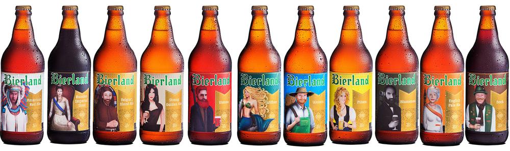 Ao celebrar seus 12 anos, a cervejaria de Blumenau renova o design (Fotos: Divulgação)