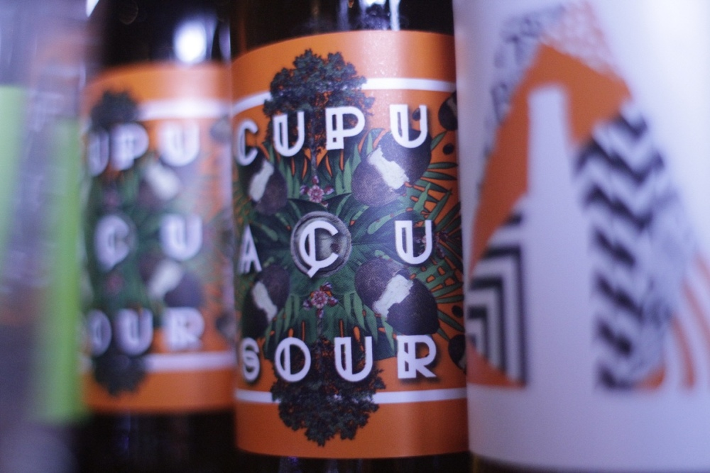 Cupuaçu Sour (Foto: Altair Nobre/Beer Art)