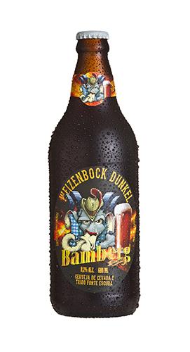 Cerveja é escura avermelhada, aromática (Foto: Divulgação)