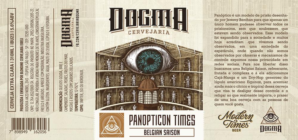 """Saison (foto) e Imperial """"Mocha"""" Porter são os rótulos da parceria entre as cervejarias de São Paulo e de San Diego"""
